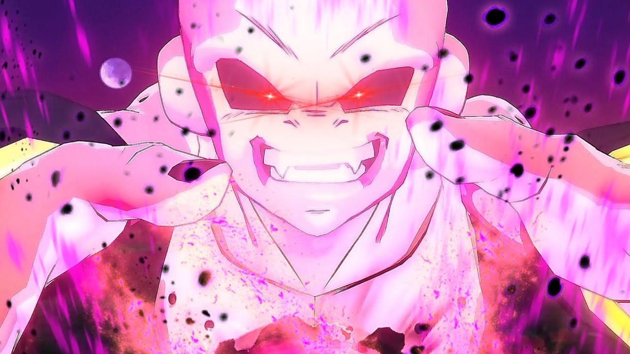 Kid Buu Is INSANE In Dragon Ball Z: Kakarot