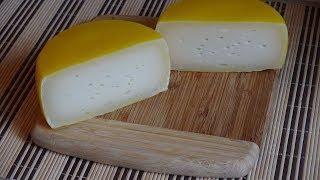 Как сделать сыр Качотта Caciotta Школа начинающего сыродела