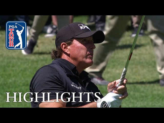 Phil Mickelson's extended highlights | Round 3 | Mexico Championship