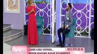 Caner, Esra Erol'da Stüdyosunda! - Esra Erol'da 218. Bölüm - Atv