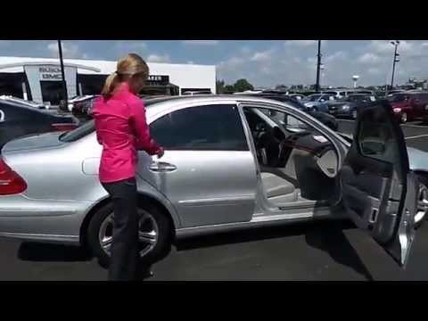 Used 2004 mercedes benz e class for sale in north branch for Mercedes benz lake forest