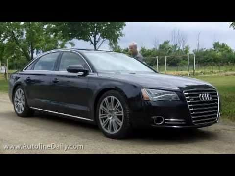 quick spin 2012 audi a8 youtube. Black Bedroom Furniture Sets. Home Design Ideas