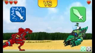 Dr.Ptera Dino Robot (Роботы динозавры: робот Птера)
