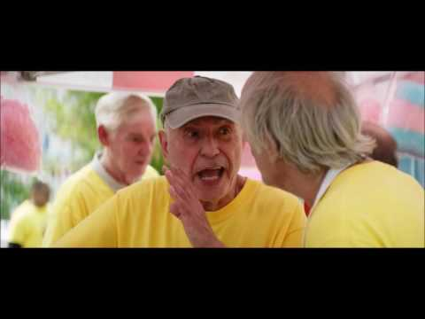 "Going in Style (2017) - ""Cocaine?!"" (Christoper Lloyd) Scene"