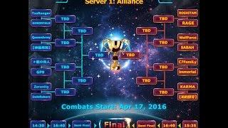 Crisis Action Online Tournament-Alliance-Quarter Finals-C7FamiLy vs【龙的獠牙】(Score2-4)