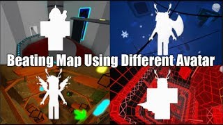 FE2 Map Test: Beating Map Using Different Avatar | Roblox