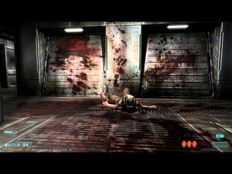 Doom 3: BFG: RoE Walkthrough: Part 2