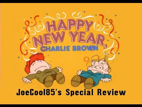 Happy New Year, Charlie Brown (1985): Joseph A. Sobora's Special Review