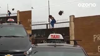 Estudiantes se escapan de colegio en Laredo