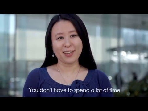 Career in Southern Denmark: Mei Hua (Business Controller) from China