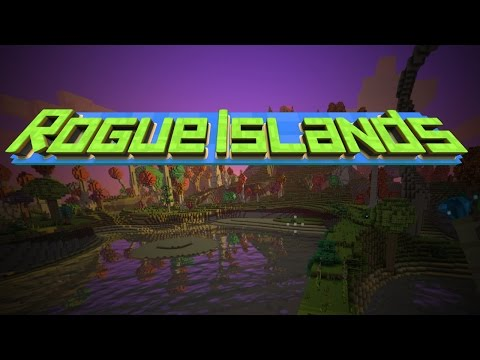ROGUE ISLANDS | Voxel Island Hoping