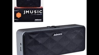 Jabees JMusic Mini Bluetooth v2.1 Portable Speaker from metro3online