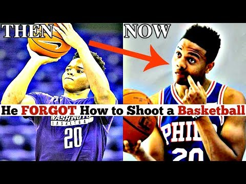 Meet the NBA Player who FORGOT How to Shoot a Basketball