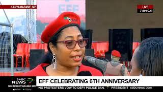 EFF celebrates its 6th anniversary in Mpumalanga
