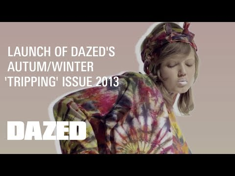 """""""You Make Me Feel Hyper Real"""" ft. Lindsey Wixson - A Fashion Film by Pierre Debusschere"""