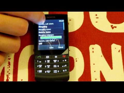 Nokia X3-02 Touch and Type review and unboxing [HD]