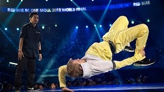 Hong 10 vs Menno - Battle 8 - Red Bull BC One World Final 2013 Seoul
