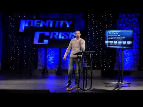 Identity Crisis - by Jim Staley - Passion for Truth Ministries