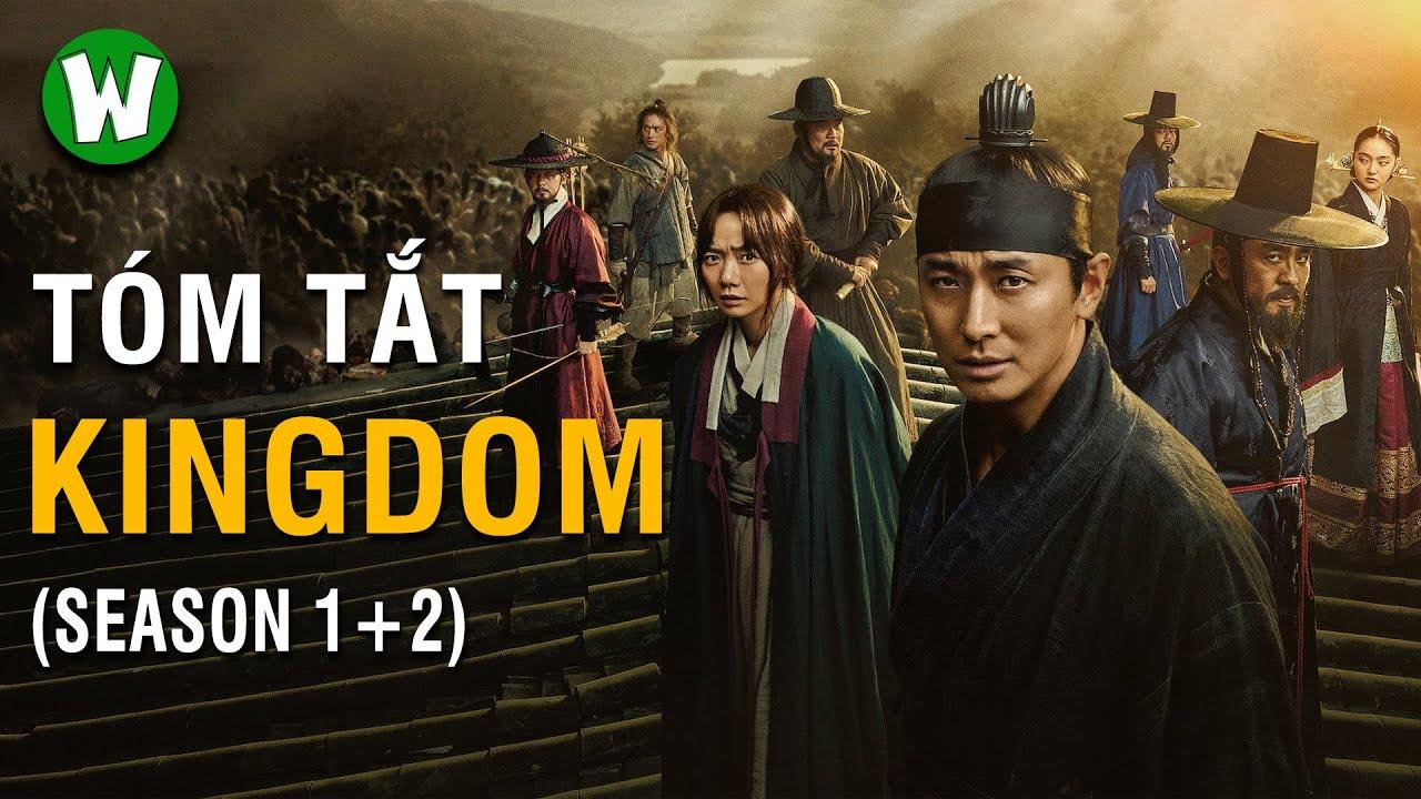 Tóm Tắt Kingdom (Vương Triều Xác Sống) Season 1+2 | Netflix Original Series