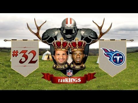 No. 32 Tennessee Titans - 2015 Preseason RanKings