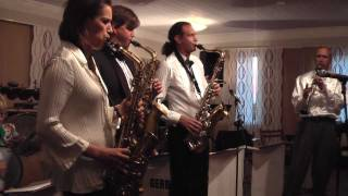 Naughty Rythm - Carling Big band at Falsterbo jazzklubb