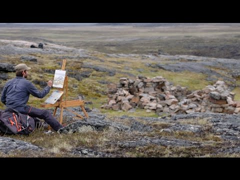 Cory Trepanier's INTO THE ARCTIC #77 - Exploring Hudson Bay