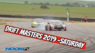 Drift Masters 2019  - Saturday - The Bend Motorsport Park.