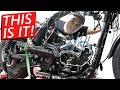 Harley Sportster 1275 Swap! (Beast 883 Mod!)