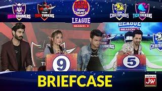 Briefcase Segment | Game Show Aisay Chalay Ga League Season 3 | Danish Taimoor Show