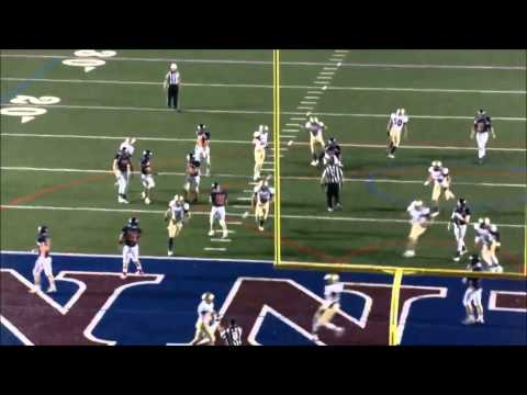 Navy Sprint Football Vs Penn - 2014