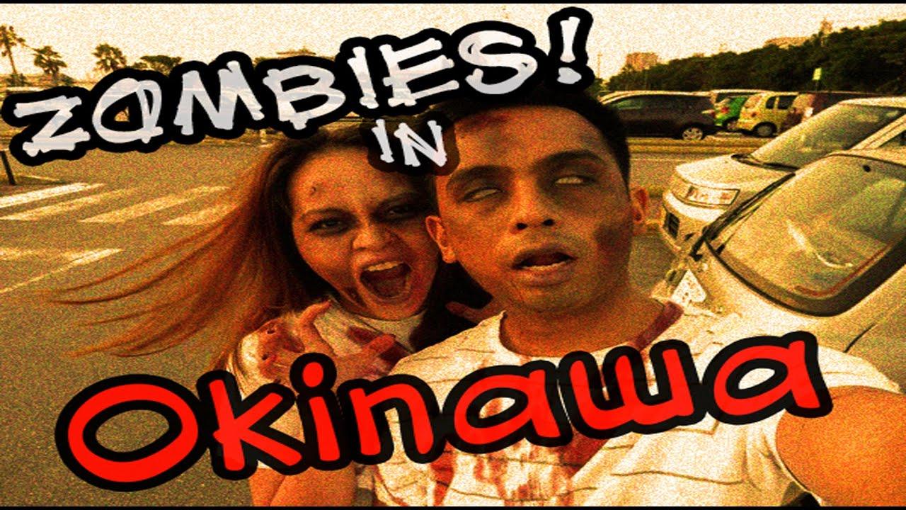 Download What to do in Japan Halloween | Couple Travel Vlog | Okizombie walk | Okinawa Zombie walk