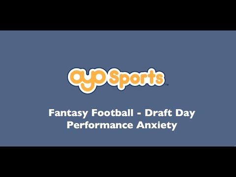 OYOSports Fantasy Football - Draft Day