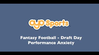 OYOSports Fantasy Football - Draft Day