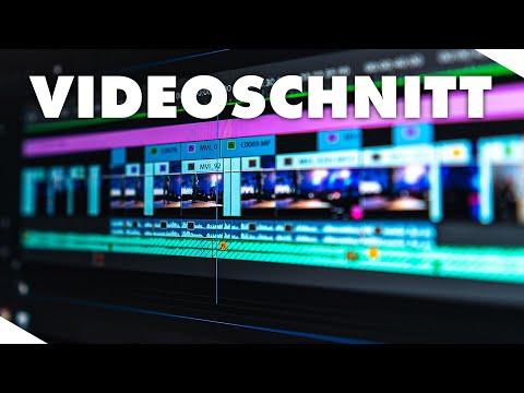 Beste Videoschnittprogramm YouTube Videos - Videoschnittprogramm kostenlos