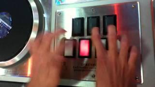 AC弐寺手元動画(DJ QUEN.3) Thunderbolt(A)