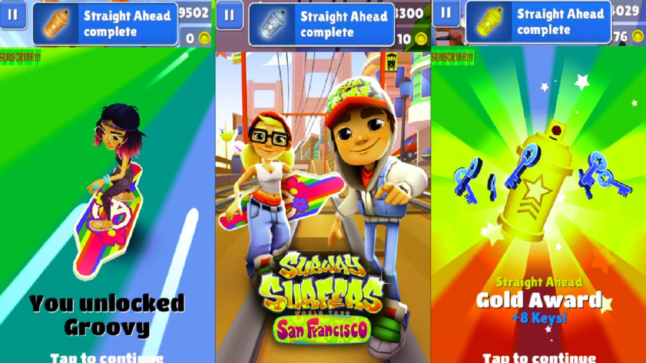 what is subway surfers next update