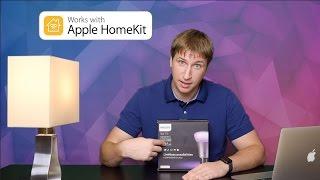 apple Home Kit. Открываем умный дом