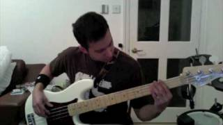 Cats in the Cradle - Bass Cover