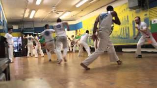 Smooth but deadly: Capoeira