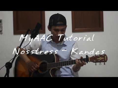Tutorial Chord Gitar Nosstress - Kandas
