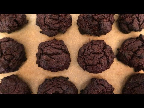 Gluten Free Chocolate Cookies Recipe | Dairy Free, Paleo & Low Carb