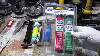 Mini Grease Gun Refill