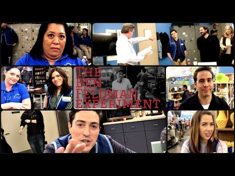 The Ben Feldman Experiment