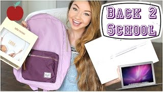 Back to School Supplies Giveaway! | Meredith Foster Thumbnail