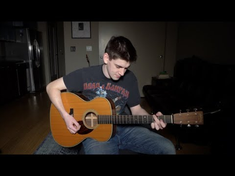 Tim McGraw - Live Like You Were Dying Cover