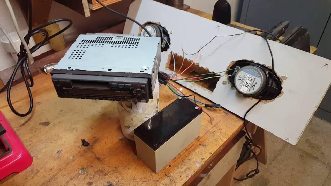 Impianto stereo installato su tv - Impianto stereo per casa ...