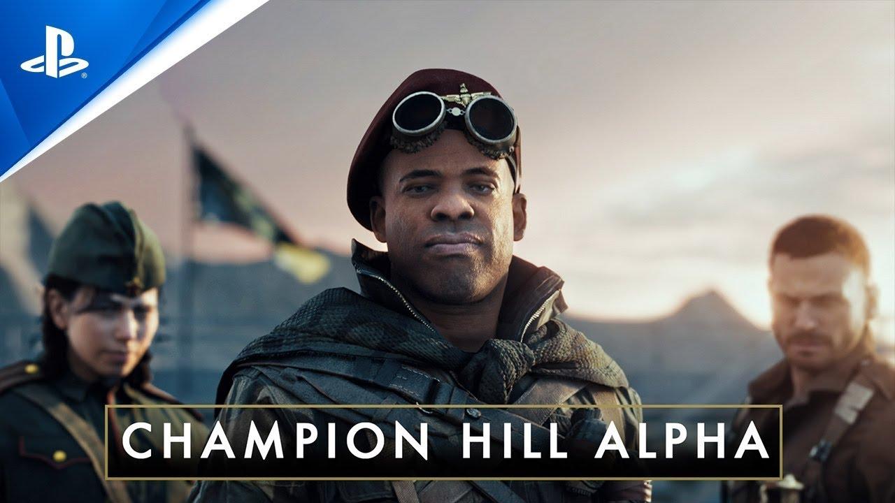 Call of Duty: Vanguard - Trailer do Alfa | PS5, PS4