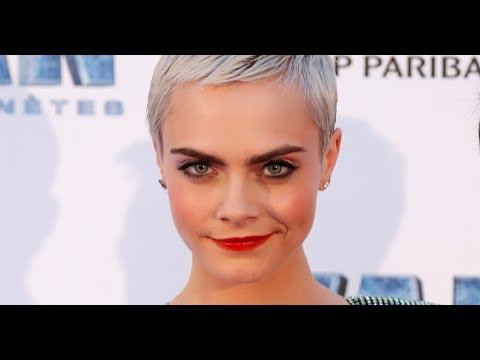 Cara Delevingne Says She'd Choose Having Sex Over Going Out Any Day