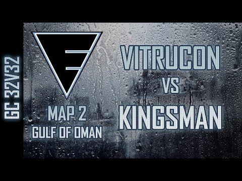 GC - Virtucon vs Kingsman - Week1 Map 2 - Gulf of Oman
