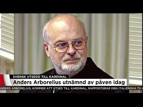 Svensk biskop utsedd till kardinal - här meddelar påven det historiska beslutet - Nyheterna (TV4)